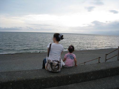 海を子供の付き添い入院で疲れないためにやるべき3つのこと