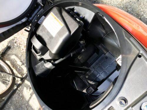 ヤマハ電動バイクE-vinoのバイクレビュー