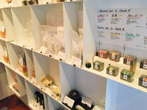 【chagama(ちゃがま)】70種類のお茶が楽しめる日本茶専門店とは?